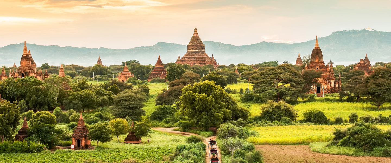 Myanmar (Burma) Rundreisen - WORLD INSIGHT Erlebnisreisen